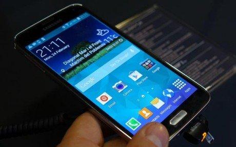 Galaxy S5 e1399380336999