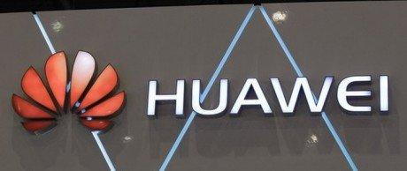 Huawei Logo 3D