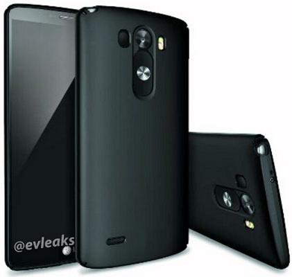 LG G3 black photo 011