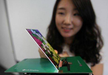 LGD Slimmest Full HD LCD Panel 2