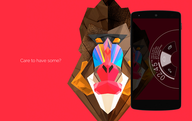 Paranoid Android HTC One M8