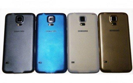 Galaxy s5 colours
