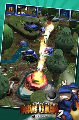 Great little war game 2 teaser shot