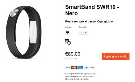 Smartband swr10 black