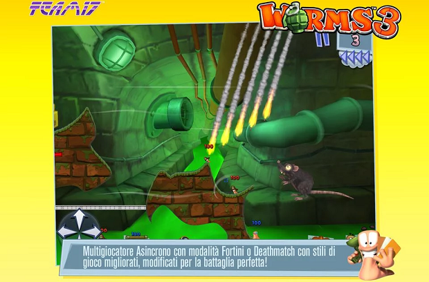 worms 3 android