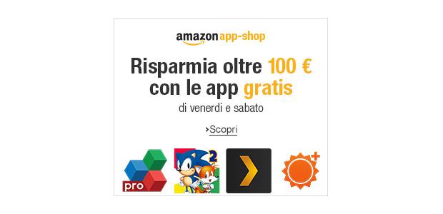 Amazon-App-Shop-100-Euro-applicazioni