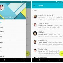 Android-L-Email-Material