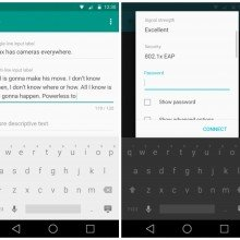 Android-L-Google-Keyboard-Material
