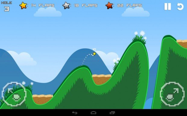 Flappy Golf-gioco
