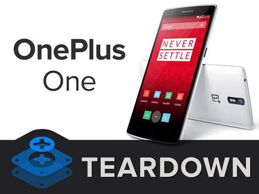 OnePlus One disassemblato da iFixit, ma intanto le spedizioni subiscono ritardi