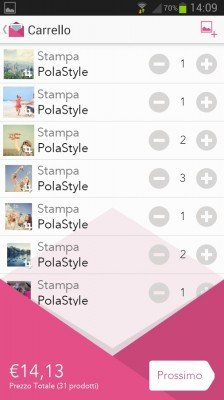 Polagram-app