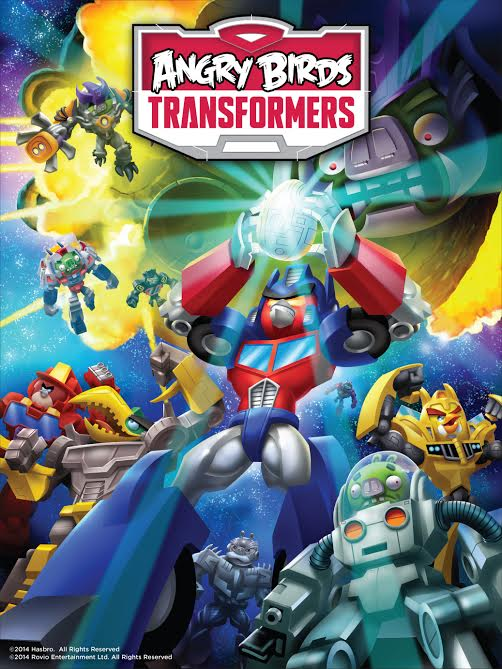 Rovio Angry Birds Transformers