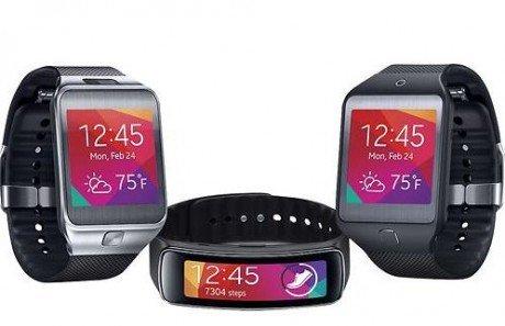 Samsung Gear Fit Watch Gear 2 Gear 2 Neo