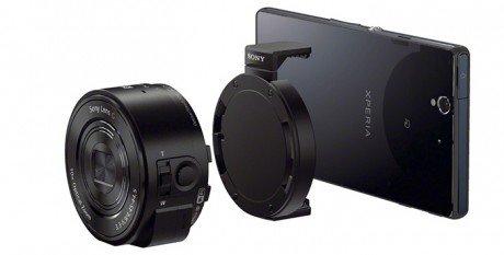 Sony Cyber shot DSC QX100 Lens style Camera zps142e0843