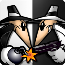 Spy vs Spy-icona