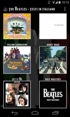 The Beatles Testi in italiano-2