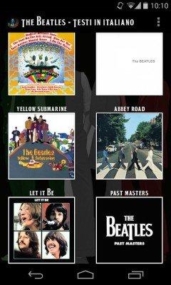 The Beatles Testi in italiano-2