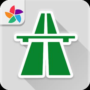 Traffico Autostrade Italia icona