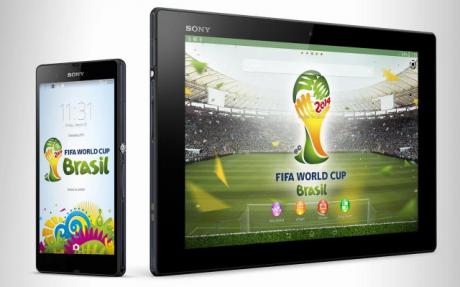 Xperia FIFA Theme 1 result 640x400