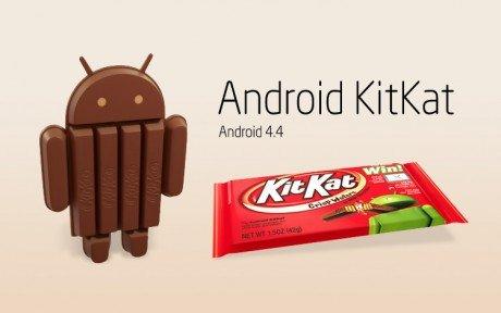 Android kitkat 1