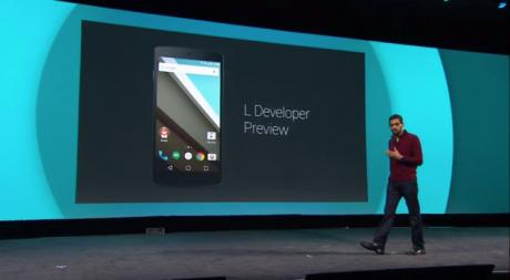 Android l presentation1