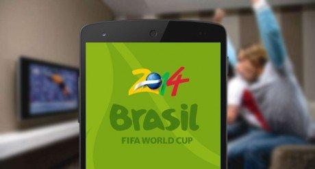 App android brasile mondiali 2014