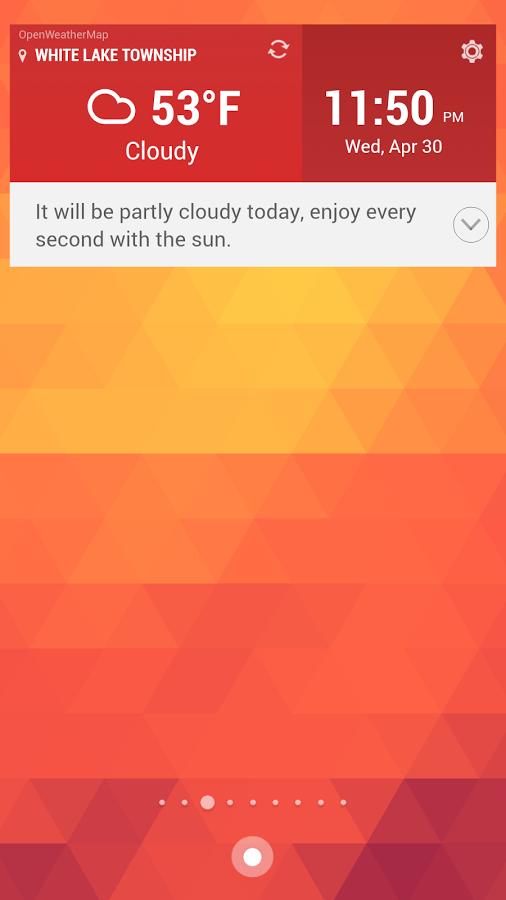 Trasformiamo il nostro smartphone in LG G3 con temi, widget, sfondi