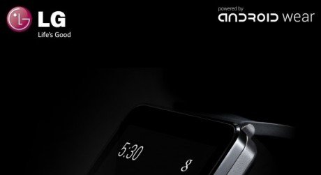 Lg g watch android wear1