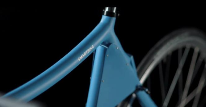 smart bike samsung giovanni pelizzoli