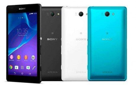 Sony xperia z2a specifiche tecniche