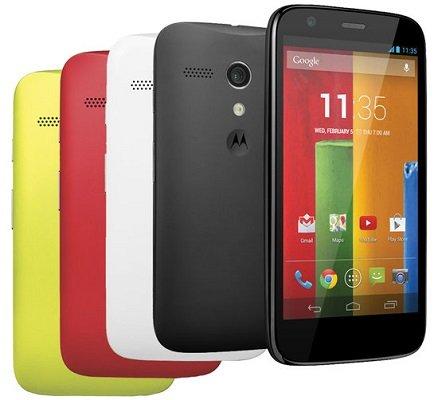261194 Smartphone Motorola Moto G g16 g