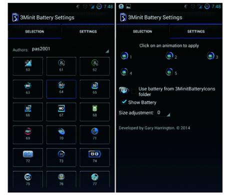 3Minit Battery Mod