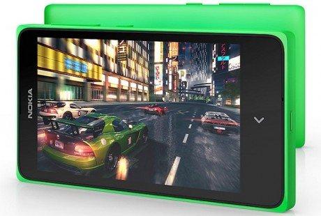 Asphalt 8 Airborne on Nokia X