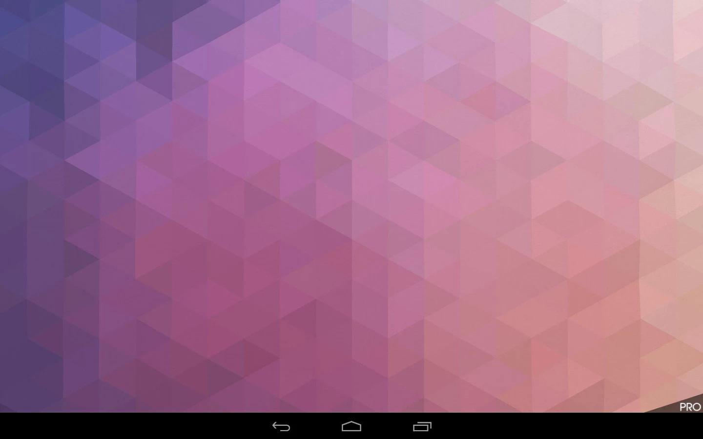 Fracta Live Wallpaper Tanti Sfondi Geometrici In Uno
