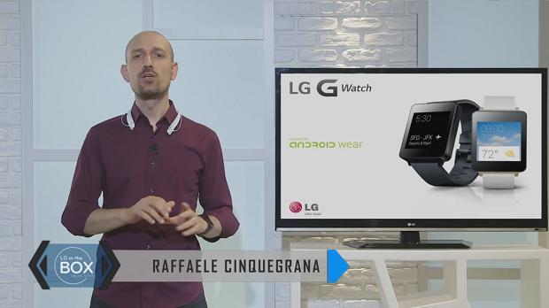 G Watch LG Italia