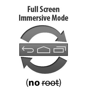 GMD Full Screen Immersive Mode