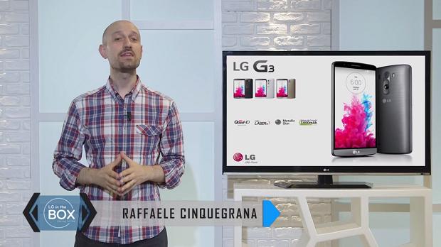 LG G3 Video