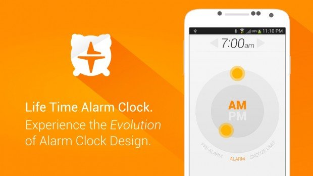 Life Time Alarm Clock-1