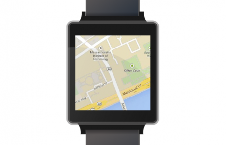 Mini Maps Android Wear