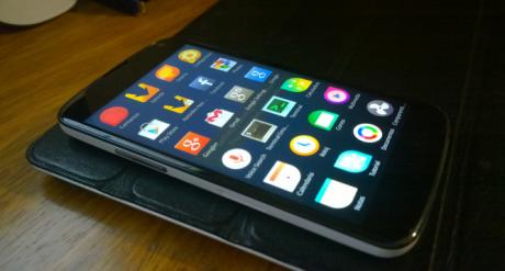 Nexus 4 Sailfish OS