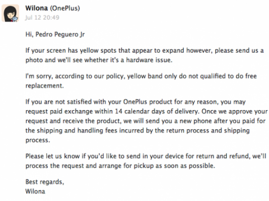 OnePlus-One-customer-service-yellow-band-issue-640x442