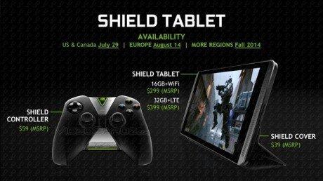 SHIELD Tablet 6