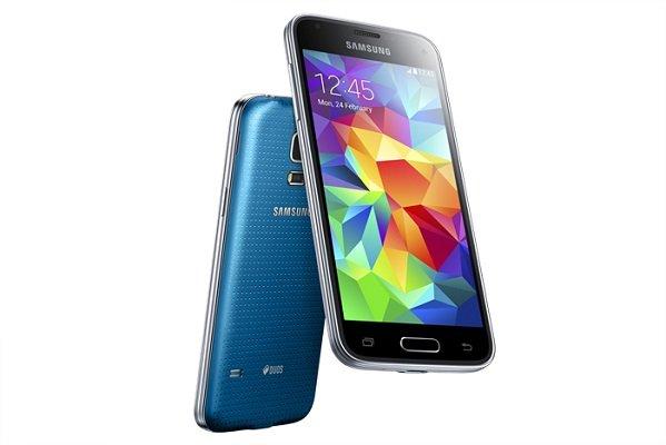 Samsung Galaxy S5 mini_Blue