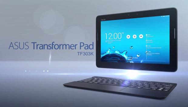 Transformer Pad TF303K