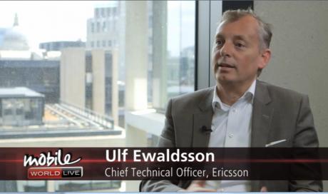 Ulf Ewaldsson Ericsson