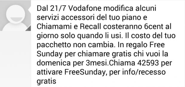 Vodafone-Chiamami-Recall