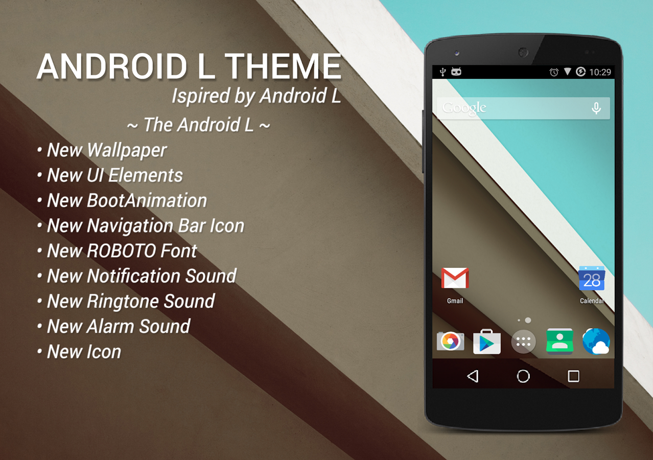 android l 1