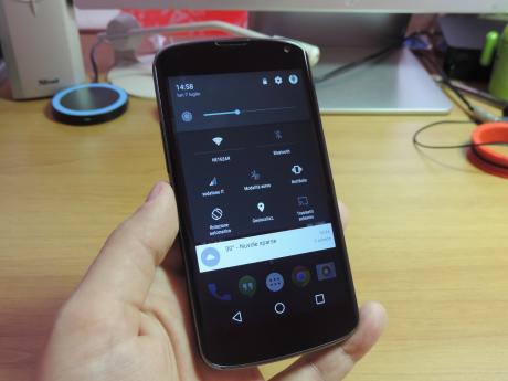 Android l nexus 41