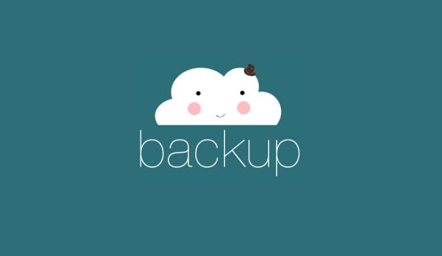 backup app material design