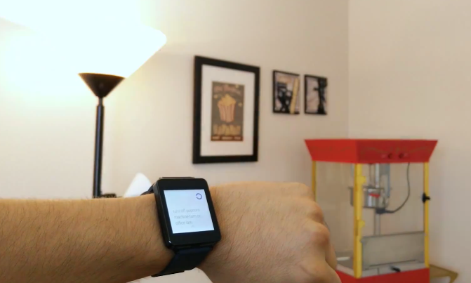 domotica-android-wear